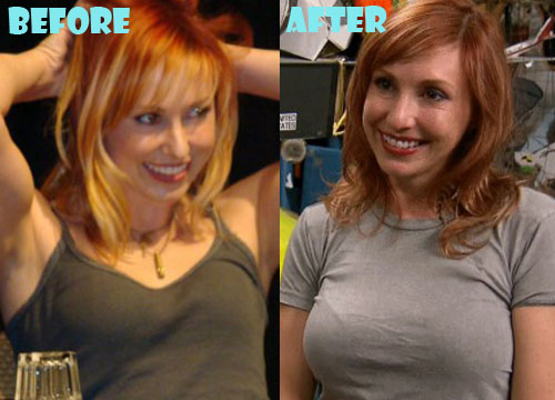 Kari Byron Plastic Surgery Before After Boob Job (Breast Implant)